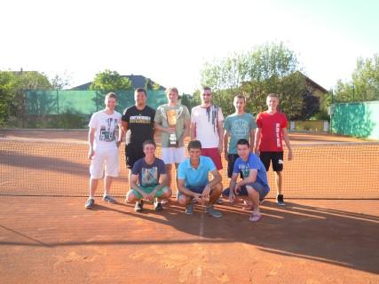 Rado Erwachsenencamp Juli tennis karlstetten clubmeisterschaft 2015 7